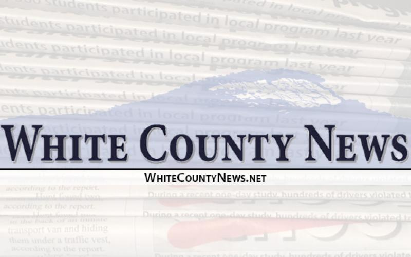 One person was killed in a one vehicle accident in White County on Monday, July 27.