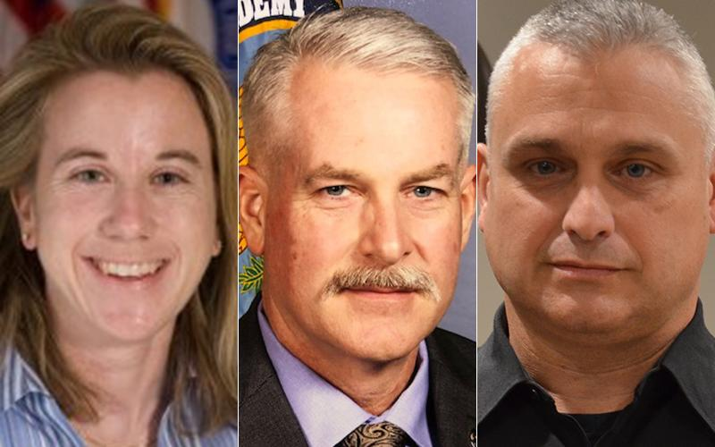 The Cleveland City Council announced three police chief finalists at its Jan. 11 meeting.