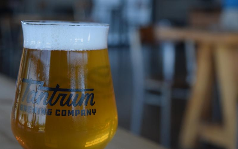 Matt Aiken/ Tantrum Brewery