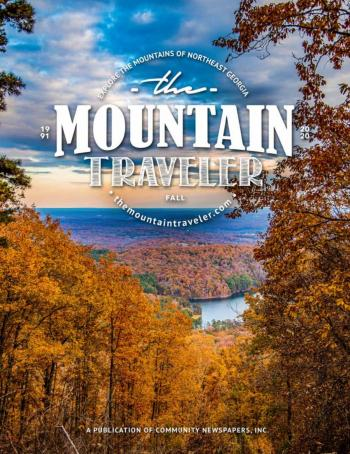Mountain Traveler - Fall 2020