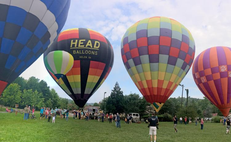 Balloon Race 2018