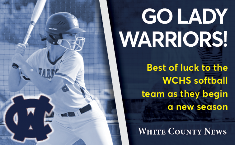 Lady Warrior softball (Photo/Mark Turner)