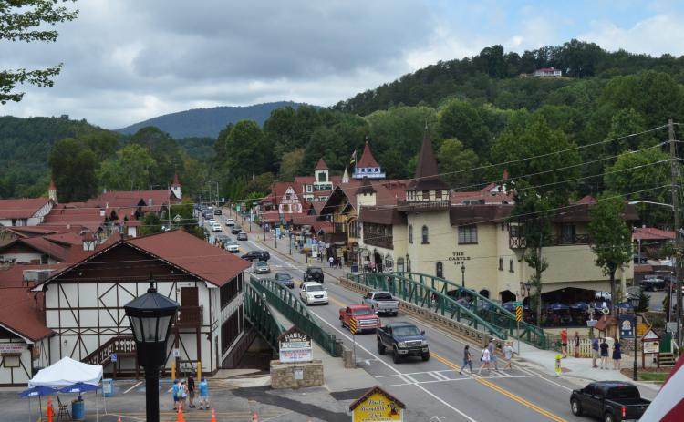 Alpine Helen's 50th anniversary celebrations continue this Friday, Sept. 20, with a birthday party for the Bavarian-themed village. (Photo/Stephanie Hill)
