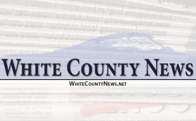 White County has reached over 800 confirmed COVID-19 cases.